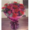 Aqua packed  Bouquets