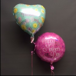 Mothers Day Helium Balloons